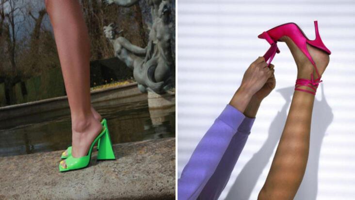 2021 yazında her yerde göreceğiniz 5 ayakkabı trendi