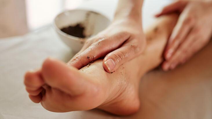 Yaza hazır ayaklar için ev yapımı ayak peelingi tarifi