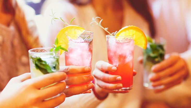 Taze meyve ferahlığı: Alkolsüz en iyi 3 mojito tarifi