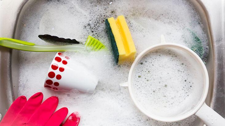 Bulaşık yıkarken yaptığımız 7 kritik hata