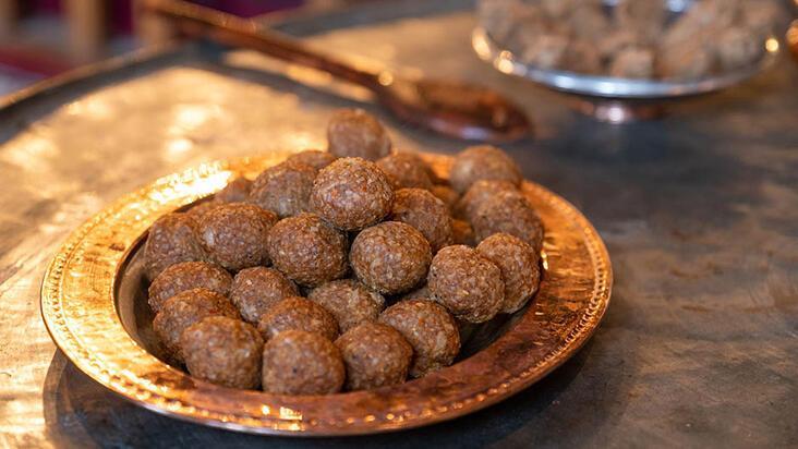 Sivas'ın yöresel lezzeti: Tonus köfte