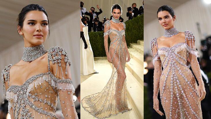 Met Gala 2021: Modanın en büyük gecesinden en ilginç kostümler