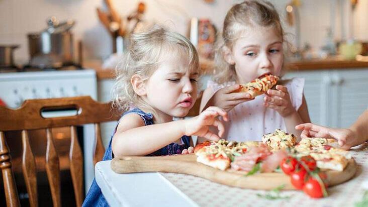 Anneler yemek konusunda çocuklara nasıl örnek olmalı?