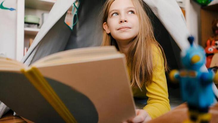 Çocuklara okuma alışkanlığı kazandırmaya çalışan ebeveynlere öneriler
