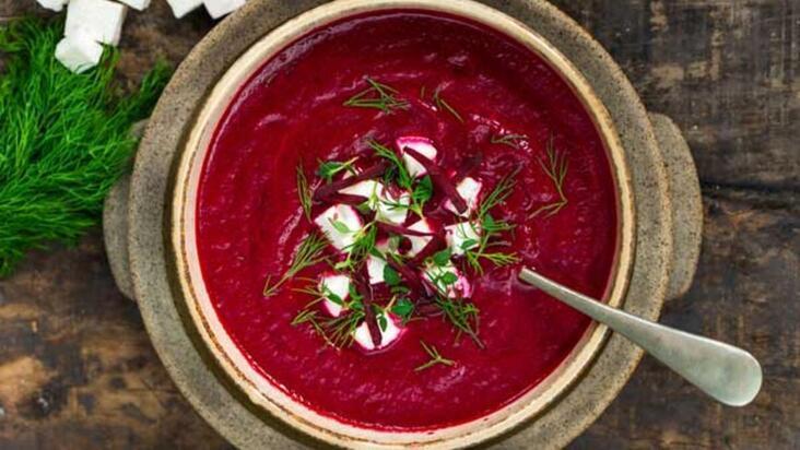 Kilo vermek isteyenlere 3 fit detoks çorbası tarifi