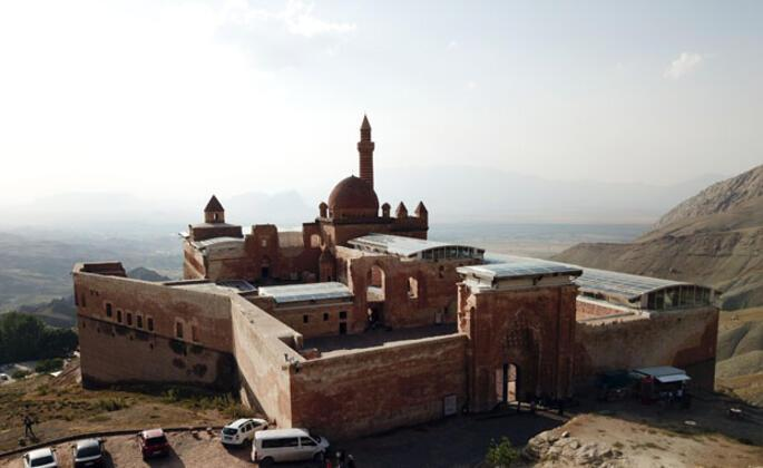 İshak Paşa Sarayı nerede?