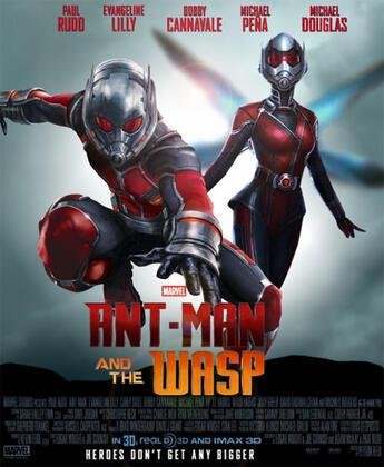 Ant-Man ve Wasp (Ant-Man and Wasp) - 6 Temmuz 2018