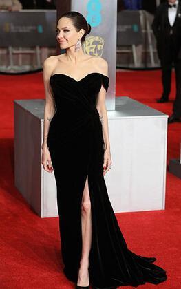 Angelina Jolie - 71. Bafta Ödülleri