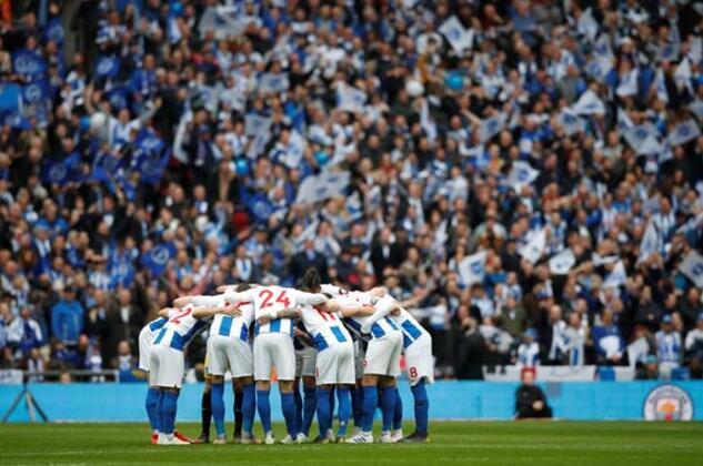 Gelecek ay oynanacak olan FA Cup finali için İngiltere Futbol Federasyonu, takdir gören bir karar aldı.(Skorer Dış Haberler)