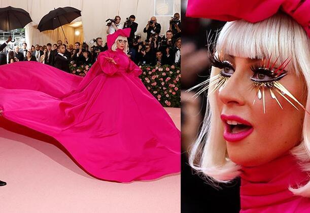 Lady Gaga geceye damga vurgu