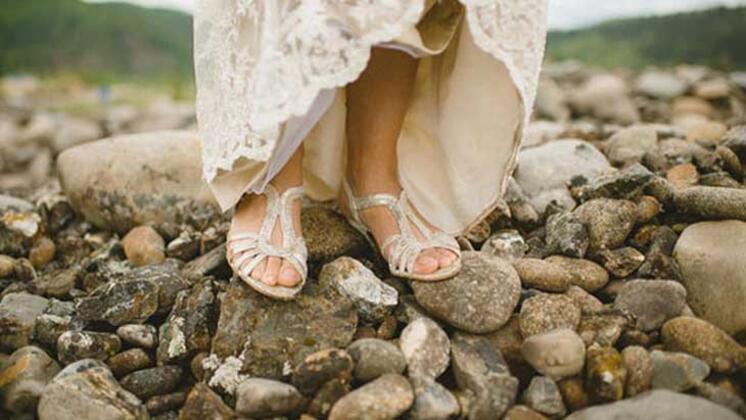 Kır düğünü ve kumsal düğünleri için...