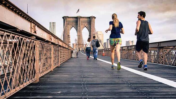 Koşmaya başlayın!