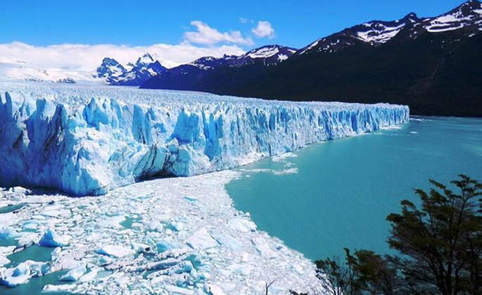 Los Glaciares, Arjantin