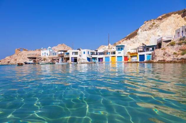 Milos, Yunanistan