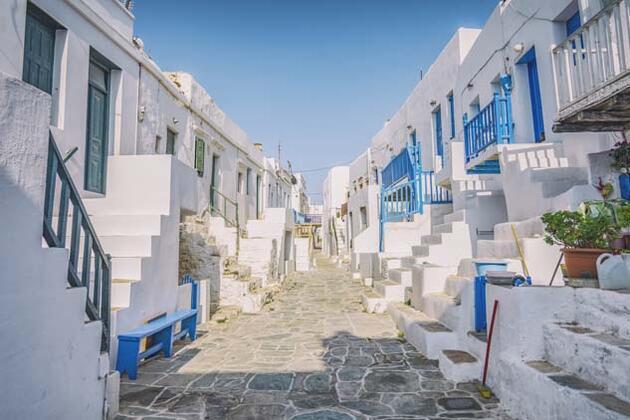Folegandros, Yunanistan