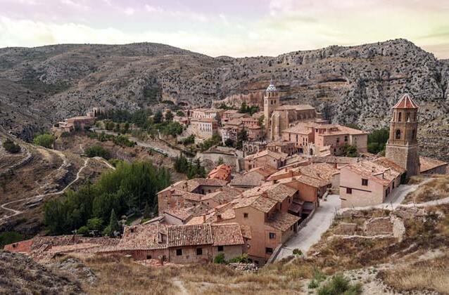 Albarracin, İspanya