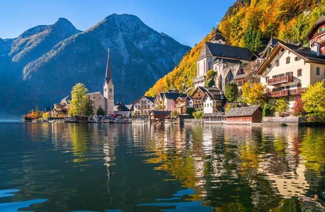 Hallstatt, Avusturya