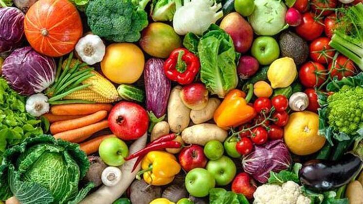 Meyve ve sebze