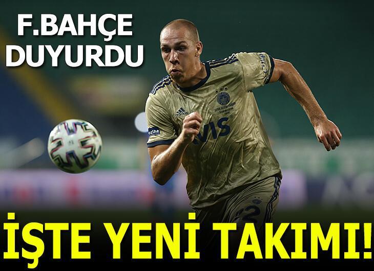 Fenerbahçe, Frey'i kiraladı!