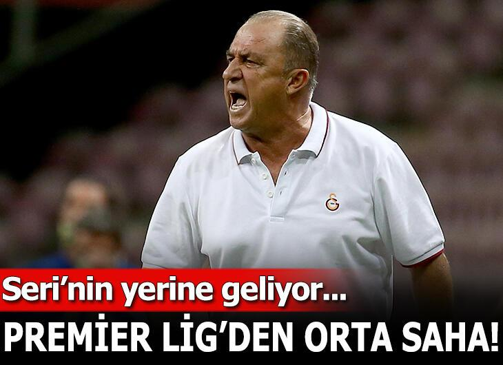 Galatasaray'a Premier Lig'den orta saha! Yeni teklif...
