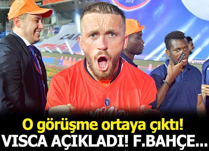 Edin Visca transferinde flaş gelişme! Fenerbahçe...