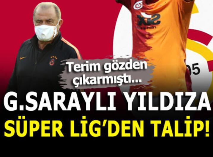 G.Saraylı yıldıza Süper Lig'den talip!