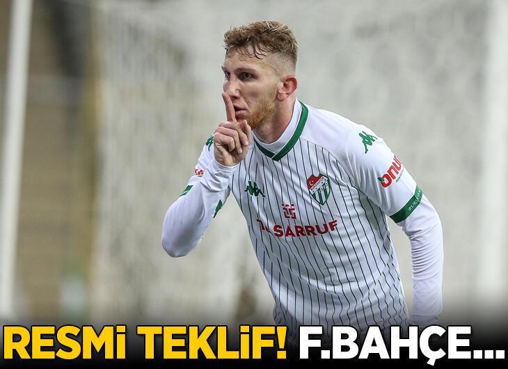 Fenerbahçe'den Bursaspor'a resmi teklif!