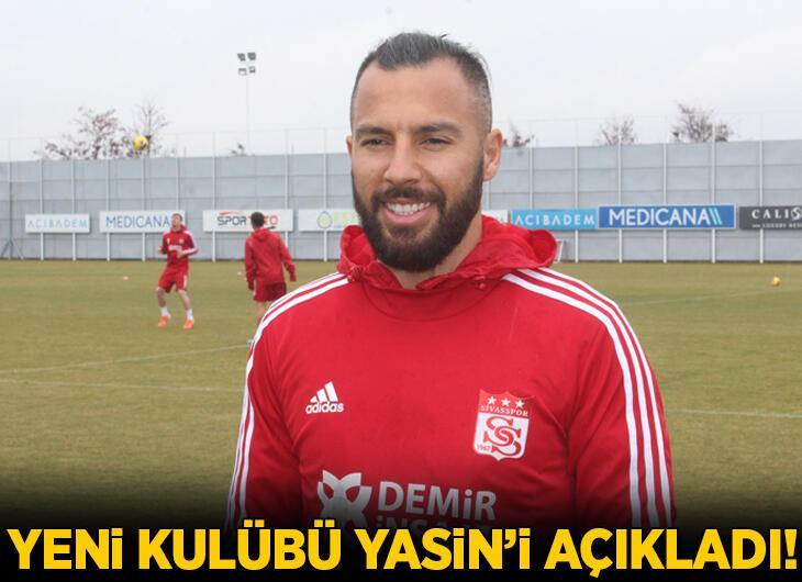 Samsunspor Yasin Öztekin transferini resmen açıkladı!