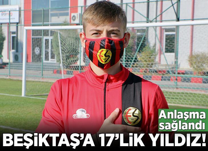 Beşiktaş, Bilal Ceylan ile anlaşmaya vardı!