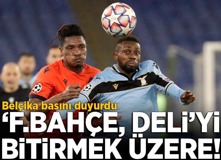 Fenerbahçe, Simon Deli transferini bitirmek üzere