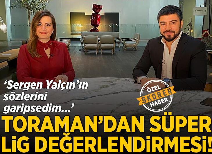 ÖZEL | İbrahim Toroman: Erol Bulut'a saygısızlık! Caner Erkin, Mert Hakan Yandaş...