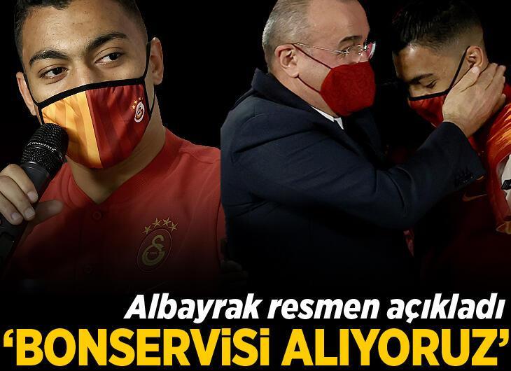 Galatasaray resmen açıkladı! Bonservisini alıyoruz...