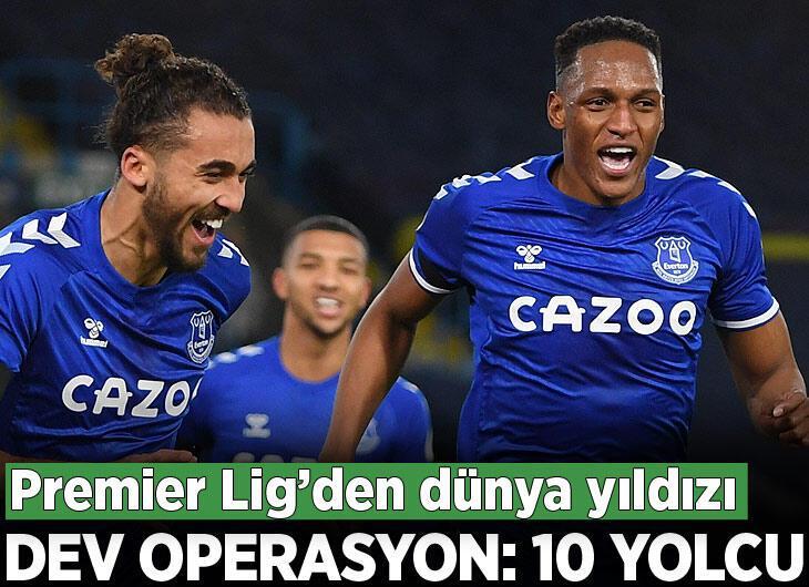 Fenerbahçe'de dev operasyon: 10 ayrılık! Premier Lig'den dünya yıldızı