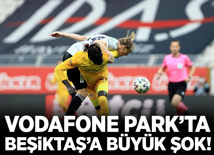 Beşiktaş - Ankaragücü: 2-2