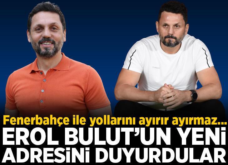 Fenerbahçe ile yollarını ayıran Erol Bulut olay iddia! Yeni adresini son dakika olarak duyurdular...