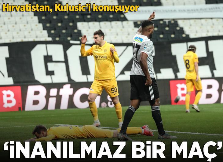 Hırvatistan Kulusic'i konuşuyor: 'İnanılmaz bir maç'