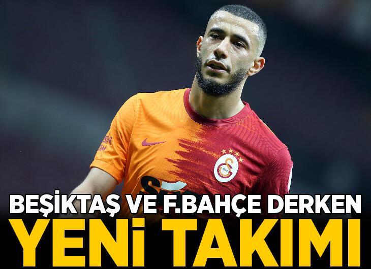 Eski Galatasaray'lı Belhanda'nın yeni adresi belli oldu! Süper Lig deviyle resmen anlaşma...