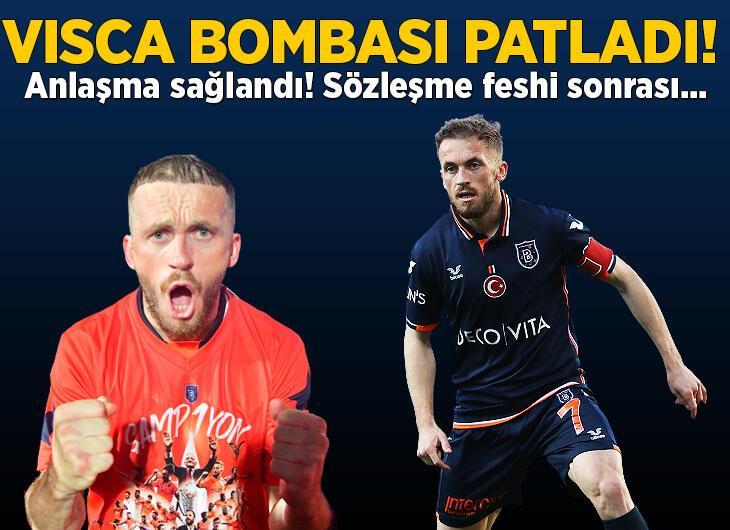 Edin Visca bombası patladı! Anlaşma sağlandı, sözleşme feshinin ardından bir transfer daha...
