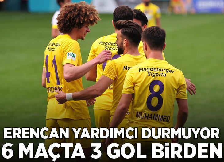Eyüpspor, Vanspor'u Erencan Yardımcı'yla devirdi!