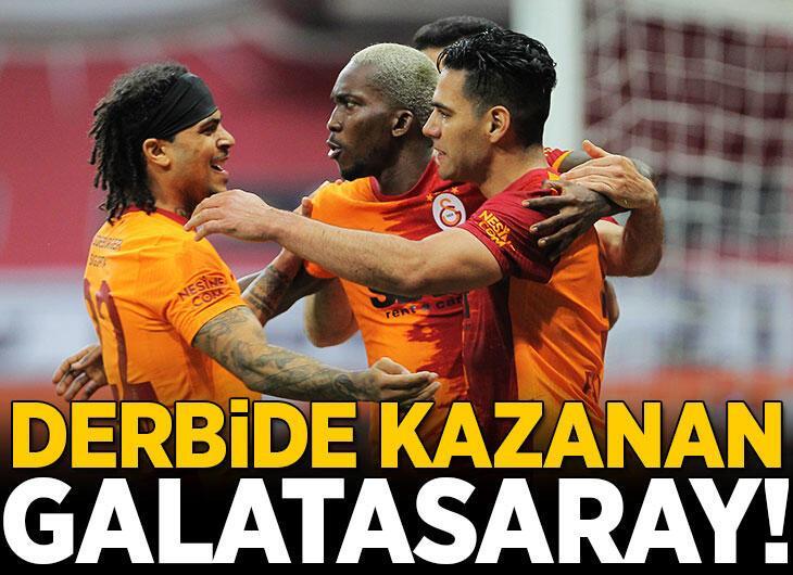 Galatasaray - Beşiktaş: 3-1