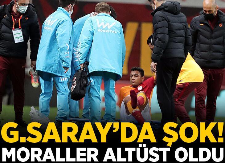 Galatasaray-Beşiktaş derbisi sonrası Mostafa Mohamed şoku!