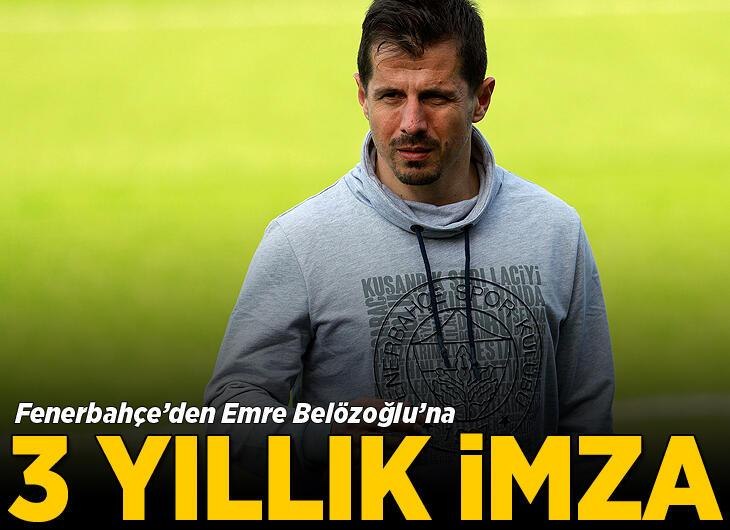 Fenerbahçe'de 3 yıllık imza! Yeni sezonda teknik direktör...