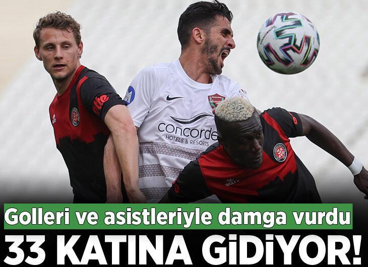 75 bin euroya gelen Süper Lig'in yıldızı 33 katına gidiyor...