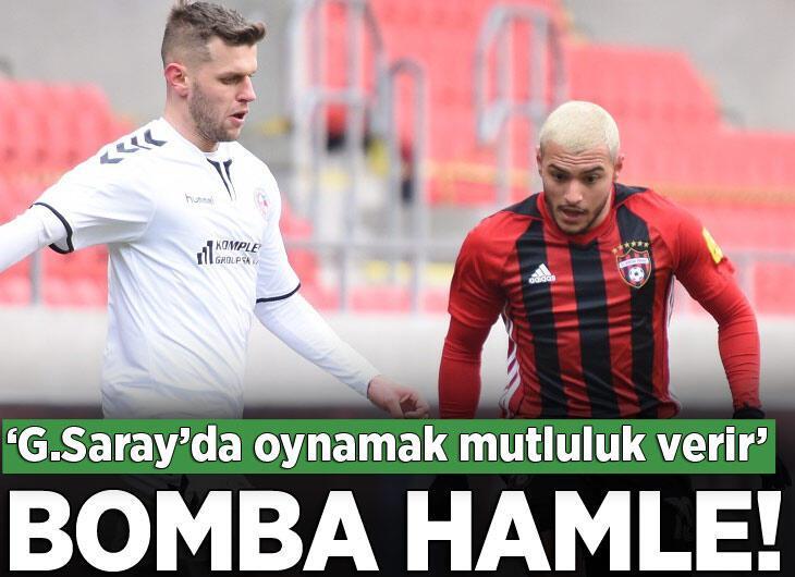 Yeni başkanını seçen Galatasaray'dan bomba transfer hamlesi!