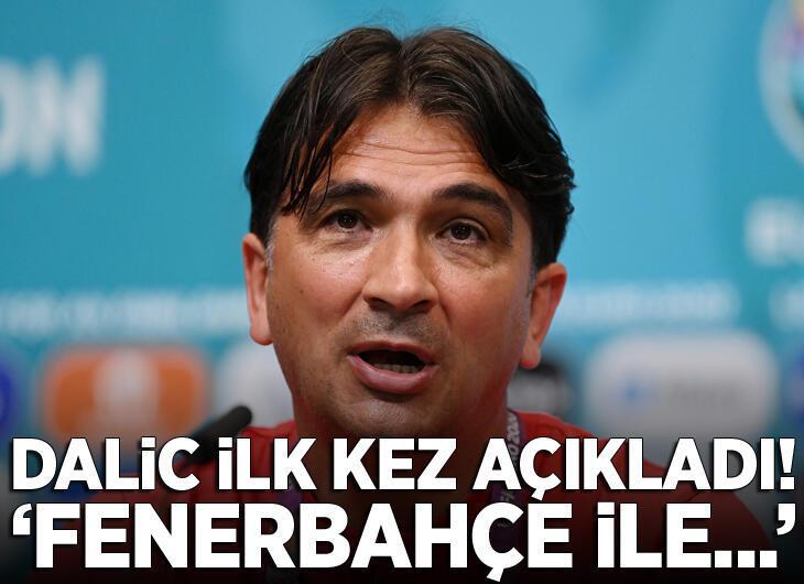 Zlatko Dalic'ten Fenerbahçe açıklaması