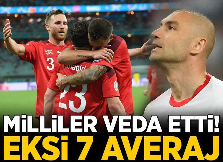 İsviçre - Türkiye: 3-1