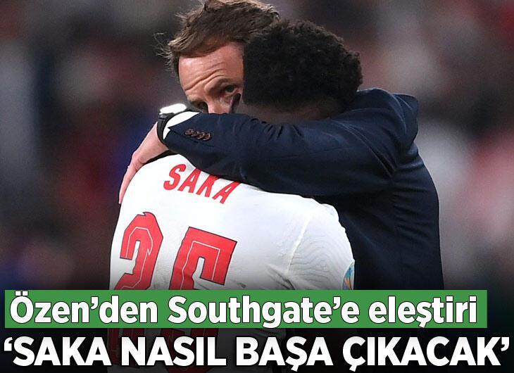 """Özen'den İtalya-İngiltere finali sonrası sert eleştiri: """"Tuhaf karşıladım"""""""