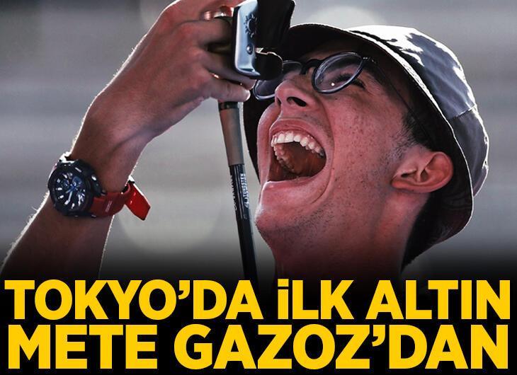 Milli okçu Mete Gazoz altın madalya kazandı! Tarihte bir ilk
