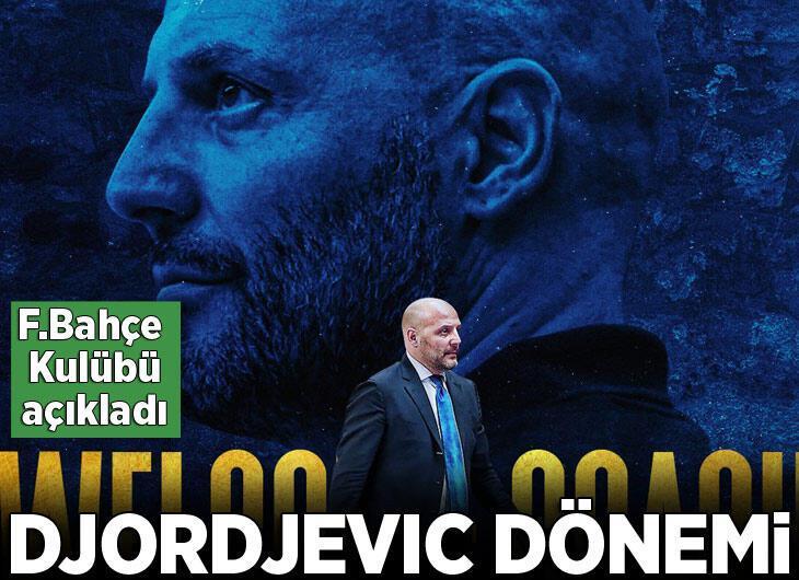 Fenerbahçe Beko'nun yeni başantrenörü Sasa Djordjevic