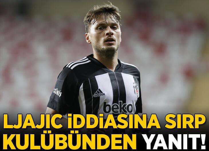 Partizan'dan Adem Ljajic açıklaması!